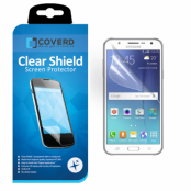 CoveredGear Clear Shield skärmskydd till Samsung Galaxy J5 (2016)