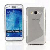 Flexicase Skal till Samsung Galaxy J5 - Grå
