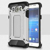 Hybrid Mobilskal till Samsung Galaxy J5 2016 - Silver