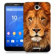 Skal till Sony Xperia E4 - Lejon
