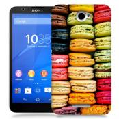Skal till Sony Xperia E4 - Macarons