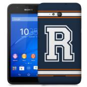Skal till Sony Xperia E4g - Bokstav R