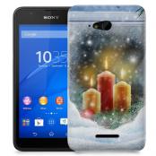 Skal till Sony Xperia E4g - Juleljus