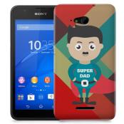 Skal till Sony Xperia E4g - Super dad