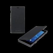 Roxfit - Made for Xperia - SlimLine Book flip case till Sony Xperia M2 (Svart)