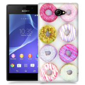 Skal till Sony Xperia M2 - Donuts