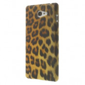 Skal till Sony Xperia M2 - Leopard
