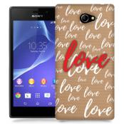 Skal till Sony Xperia M2 - Love