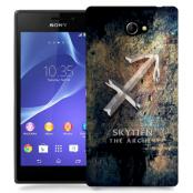 Skal till Sony Xperia M2 - Stjärntecken - Skytten