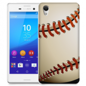 Skal till Sony Xperia M4 Aqua - Baseboll