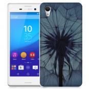 Skal till Sony Xperia M4 Aqua - Blomfrö