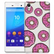 Skal till Sony Xperia M4 Aqua - Donuts