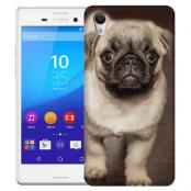 Skal till Sony Xperia M4 Aqua - Mops