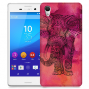 Skal till Sony Xperia M4 Aqua - Orientalisk elefant