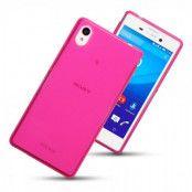 Skal till Sony Xperia M4 Aqua - Rosa
