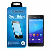 CoveredGear Clear Shield skärmskydd till Sony Xperia M5
