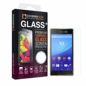 CoveredGear härdat glas skärmskydd till Sony Xperia M5