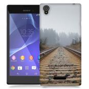 Skal till Sony Xperia T3 - Järnvägsspår
