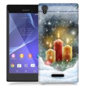Skal till Sony Xperia T3 - Juleljus