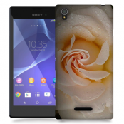Skal till Sony Xperia T3 - Ros persika