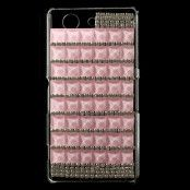 Baksideskal till Sony Xperia Z3 compact - Rosa