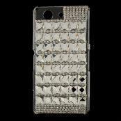 Baksideskal till Sony Xperia Z3 compact - Transparent