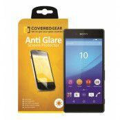 CoveredGear Anti-Glare skärmskydd till Sony Xperia Z3+
