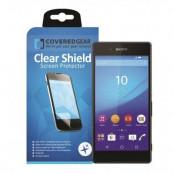 CoveredGear Clear Shield skärmskydd till Sony Xperia Z3+