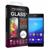 CoveredGear härdat glas skärmskydd till Sony Xperia Z3
