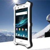 LOVE MEI MK2 Hybrid Skal till Sony Xperia Z3 Plus - Vit