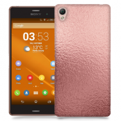Skal till Sony Xperia Z3 - Cement - Rosa