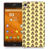 Skal till Sony Xperia Z3 - Emoji - Bajs