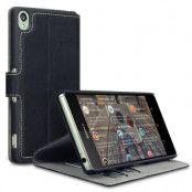 Terrapin Slim Plånboksfodral till Sony Xperia Z3 - Svart
