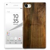 Skal till Sony Xperia Z5 Compact - Trä