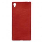 Mobilskal till Sony Xperia Z5 Premium - Röd