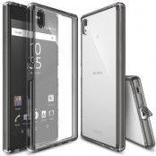 Ringke Fusion Shock Absorption Skal till Sony Xperia Z5 Premium - Grå