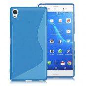 S-Line Mobilskal till Sony Xperia Z5 Premium - Blå