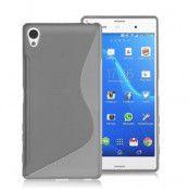 S-Line Mobilskal till Sony Xperia Z5 Premium - Grå