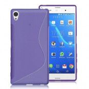 S-Line Mobilskal till Sony Xperia Z5 Premium - Lila