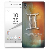 Skal till Sony Xperia Z5 Premium - Stjärntecken - Tvillingarna