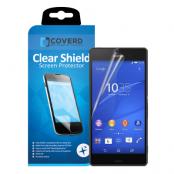CoveredGear Clear Shield skärmskydd till Sony Xperia Z5