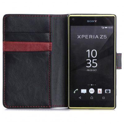 CoveredGear Signature Plånboksfodral Sony Xperia Z5