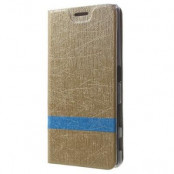 Mobilfodral till Sony Xperia Z5 - Guld