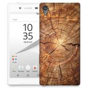 Skal till Sony Xperia Z5 - Åldersringar träd