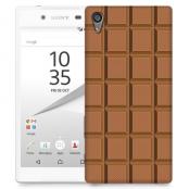 Skal till Sony Xperia Z5 - Choklad