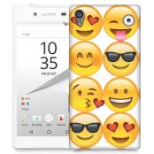 Skal till Sony Xperia Z5 - Emoji - Smileys