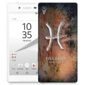 Skal till Sony Xperia Z5 - Stjärntecken - Fiskarna