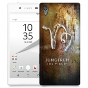 Skal till Sony Xperia Z5 - Stjärntecken - Jungfrun