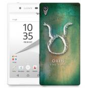 Skal till Sony Xperia Z5 - Stjärntecken - Oxen