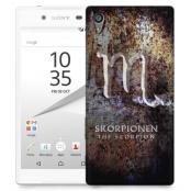 Skal till Sony Xperia Z5 - Stjärntecken - Skorpionen